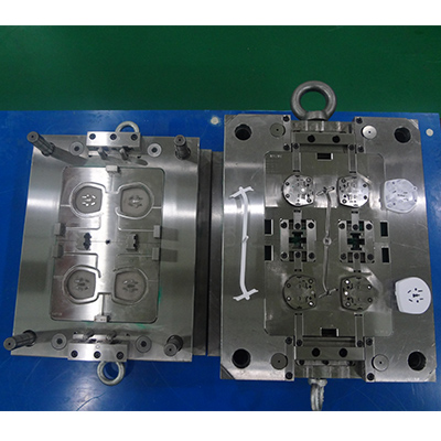 Adapter Charger Housing Mold