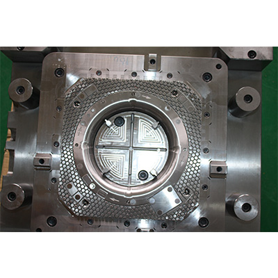 Plastic Mould for Air Guiding Fan