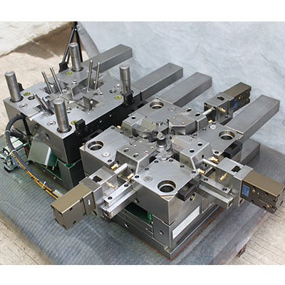 Coffee Machine Mould 4917-2a