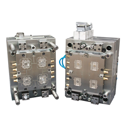 4 Cavities Mould
