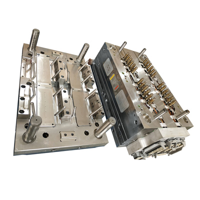 24 Cavities Plastic Injection Mold