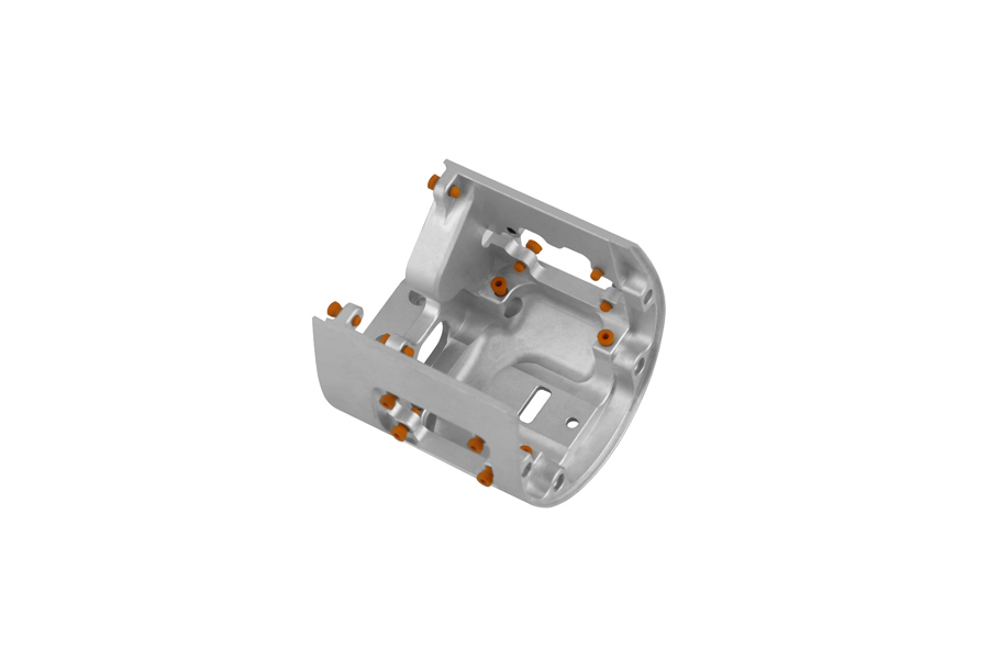 multi axis cnc parts