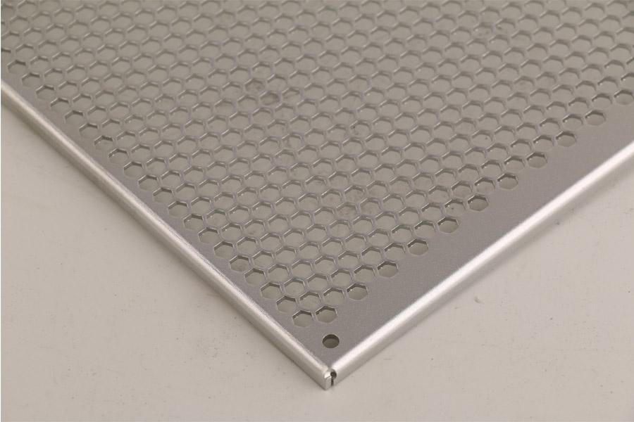 perforated sheet metal panels