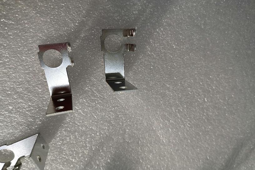bending fabrication customized parts
