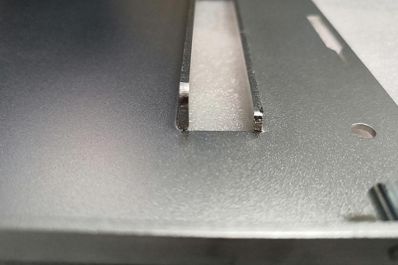 bending metal plate