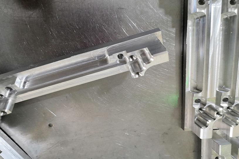 custom aluminum parts