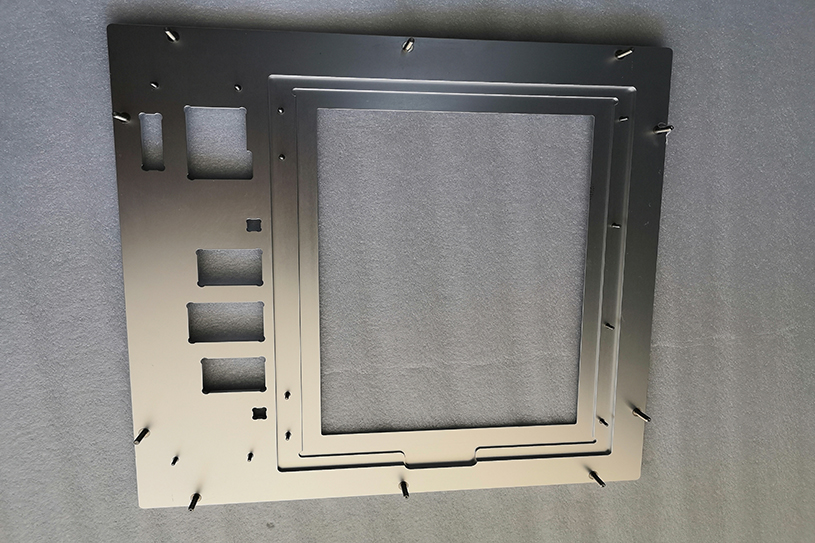 cnc custom aluminum parts