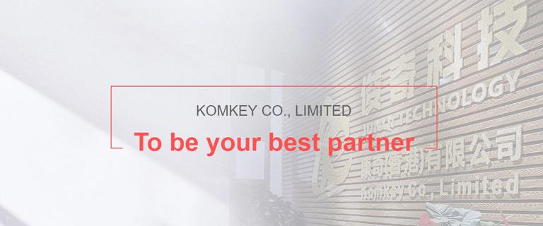 KOMKEY CO., LIMITED